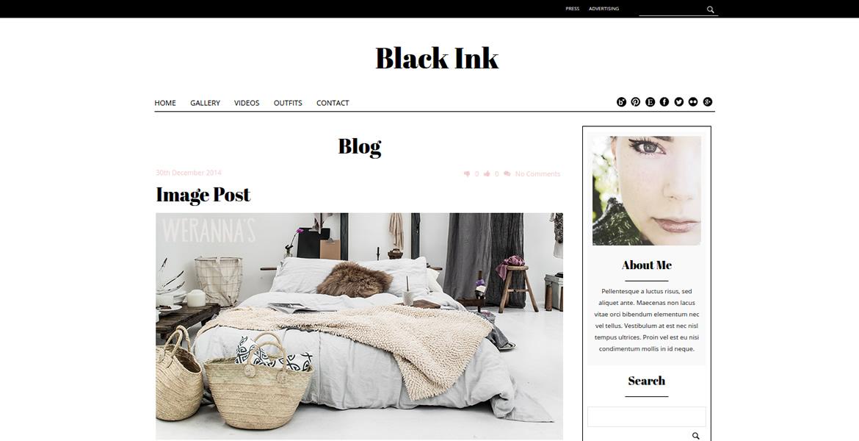 Black-Ink-wp-theme