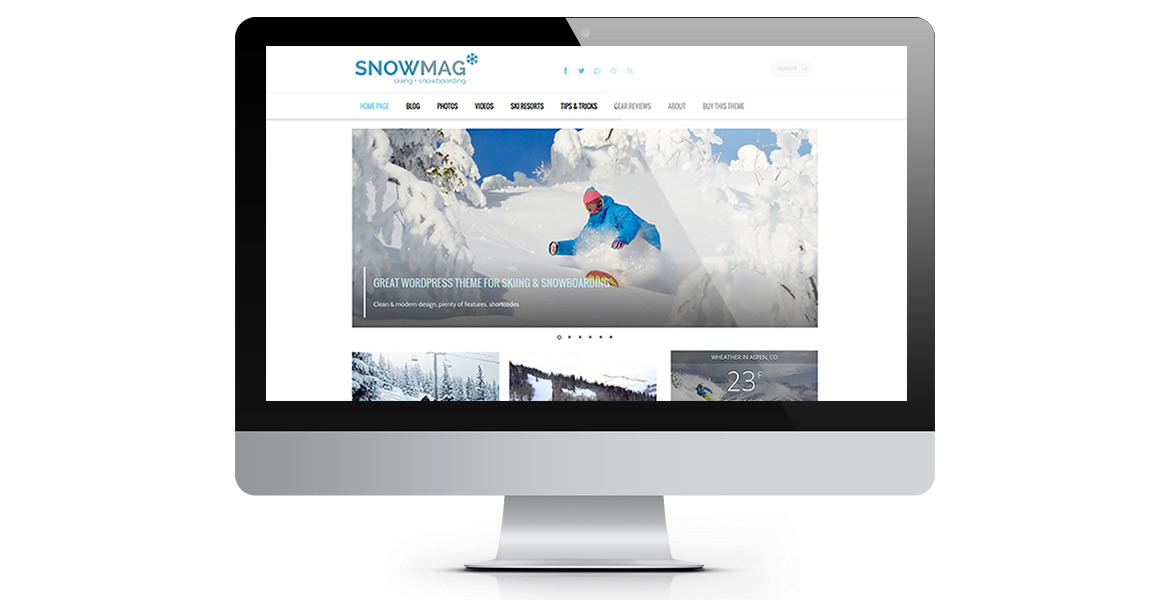 SnowMag-wordpress-theme1
