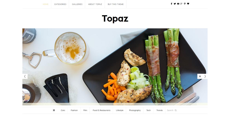 topaz-slider