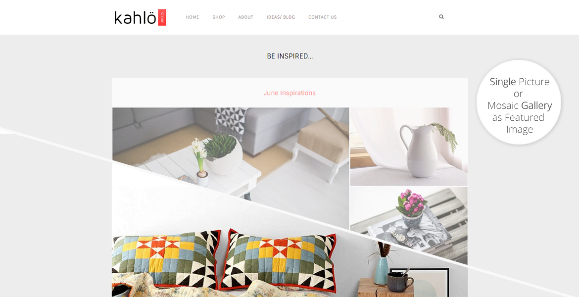kahlo online shop template-featured image