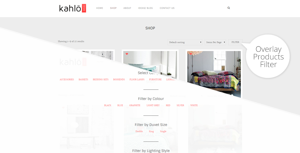 kahlo online shop template-overlay filter