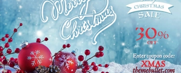 Early Christmas Sale 2019 is on – Coupon Code for WordPress Themes